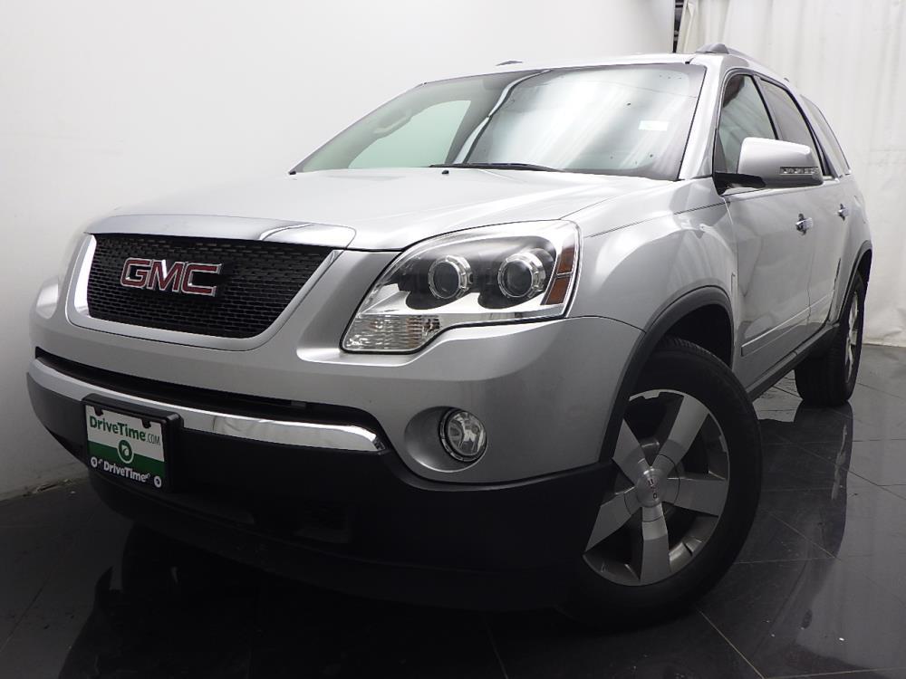 2011 GMC Acadia - 1040187038