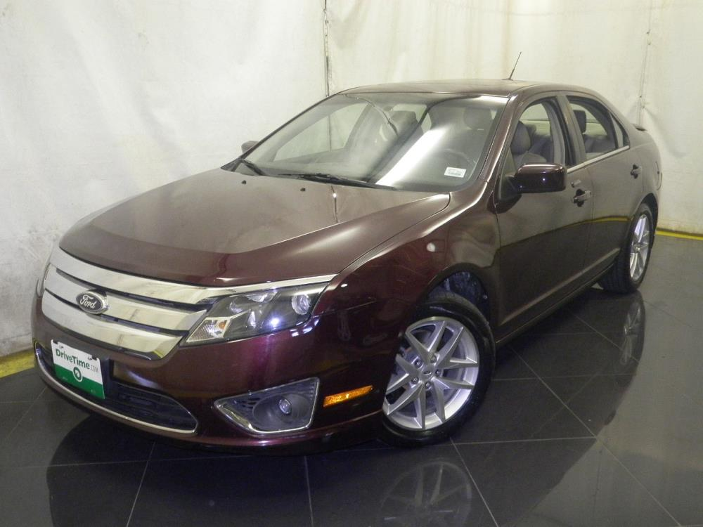2011 Ford Fusion - 1040187044