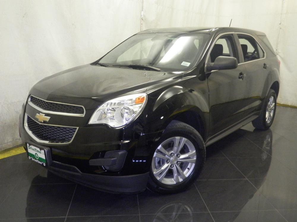 2013 Chevrolet Equinox - 1040187045
