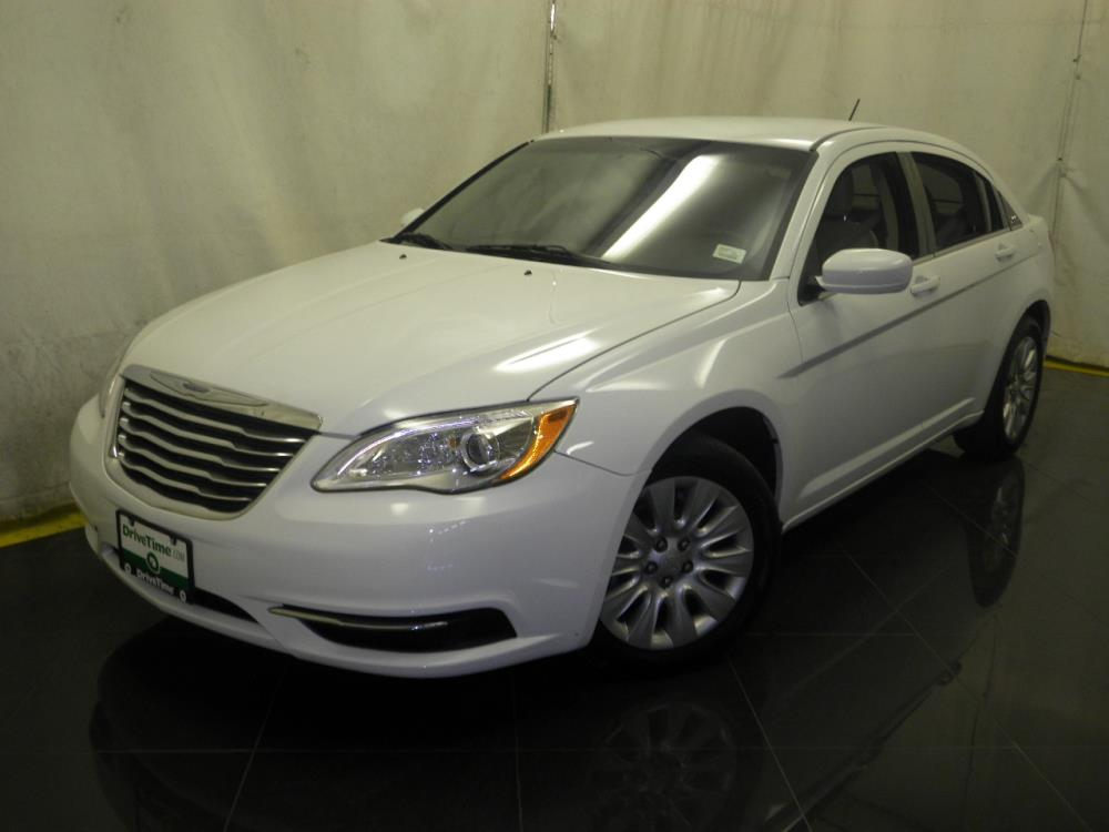 2014 Chrysler 200 - 1040187047