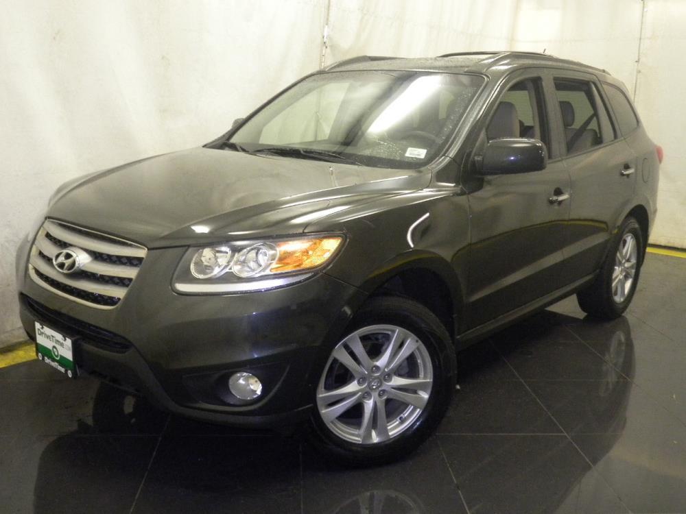 2012 Hyundai Santa Fe - 1040187075