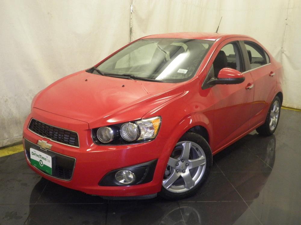 2012 Chevrolet Sonic - 1040187076