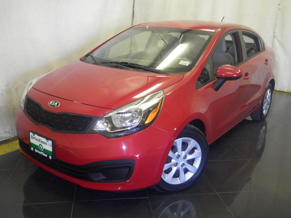 2013 Kia Rio - 1040187080