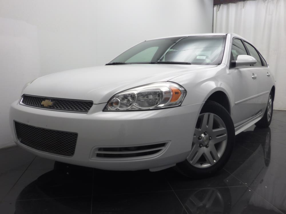 2014 Chevrolet Impala Limited - 1040187154