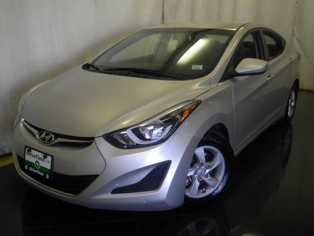 2015 Hyundai Elantra - 1040187196