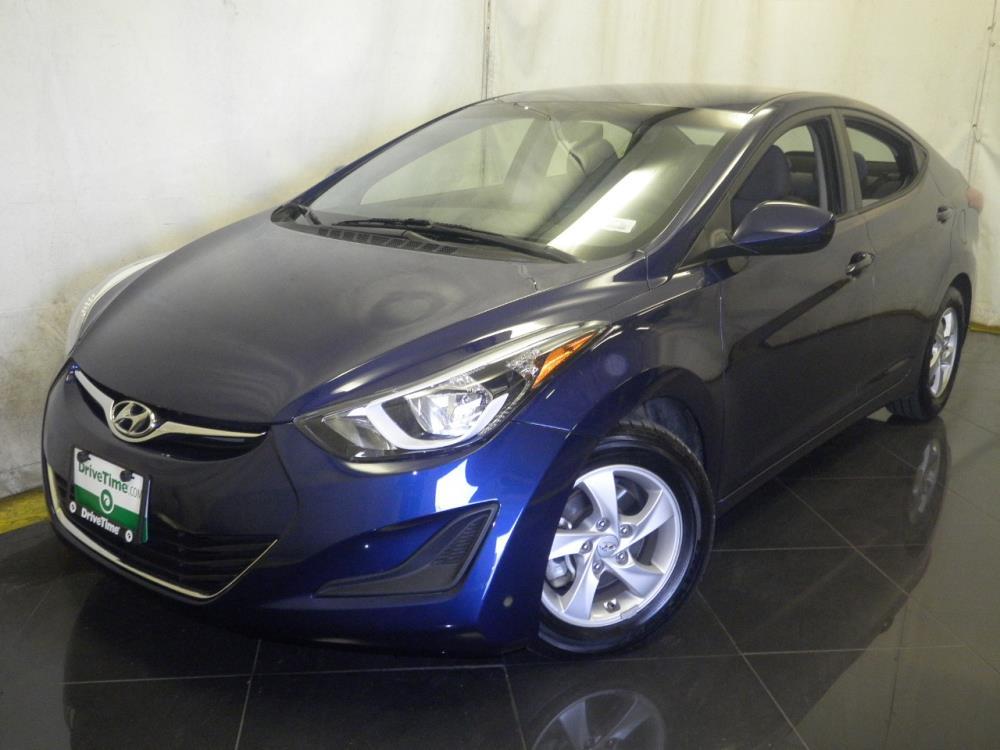 2015 Hyundai Elantra - 1040187197