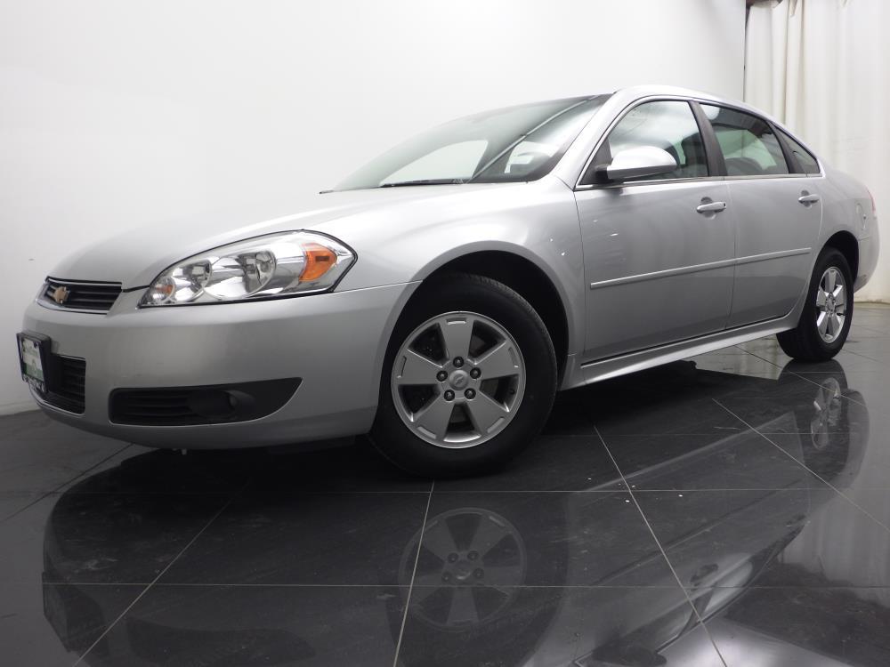 2010 Chevrolet Impala - 1040187224