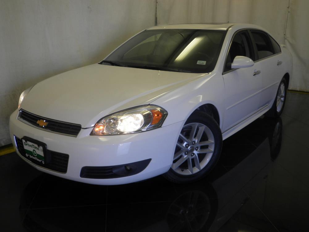 2010 Chevrolet Impala - 1040187228