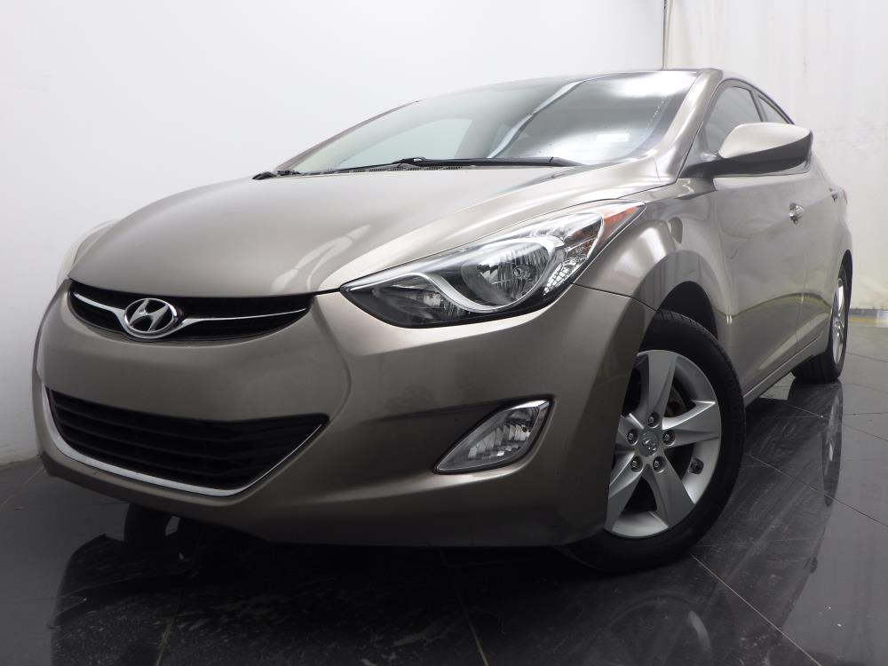 2012 Hyundai Elantra - 1040187239