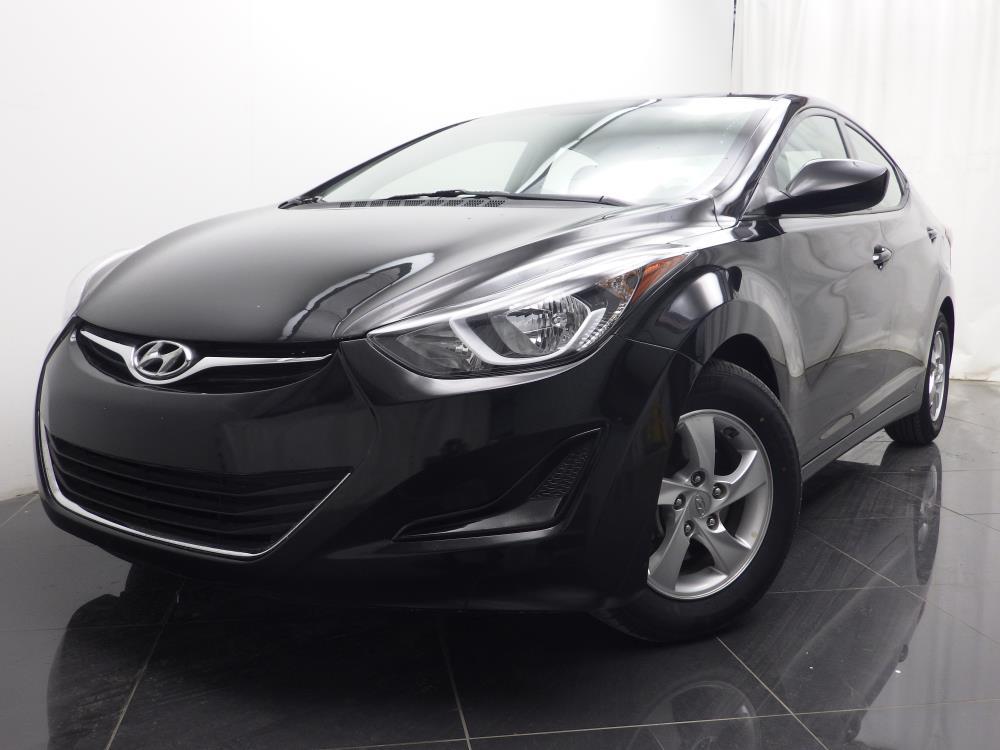 2014 Hyundai Elantra - 1040187282