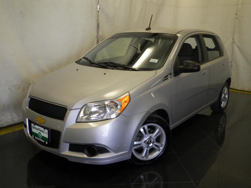 2010 Chevrolet Aveo - 1040187311