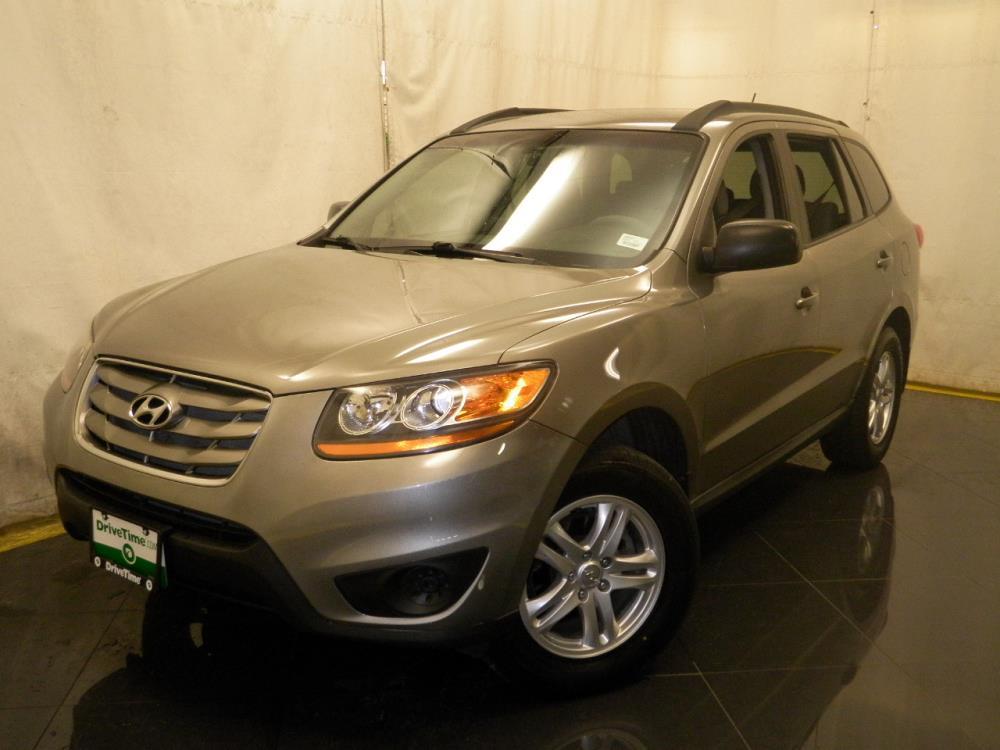 2011 Hyundai Santa Fe - 1040187321