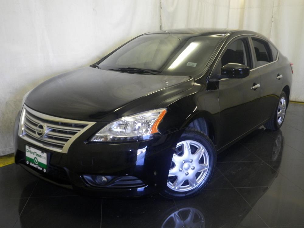 2014 Nissan Sentra - 1040187333