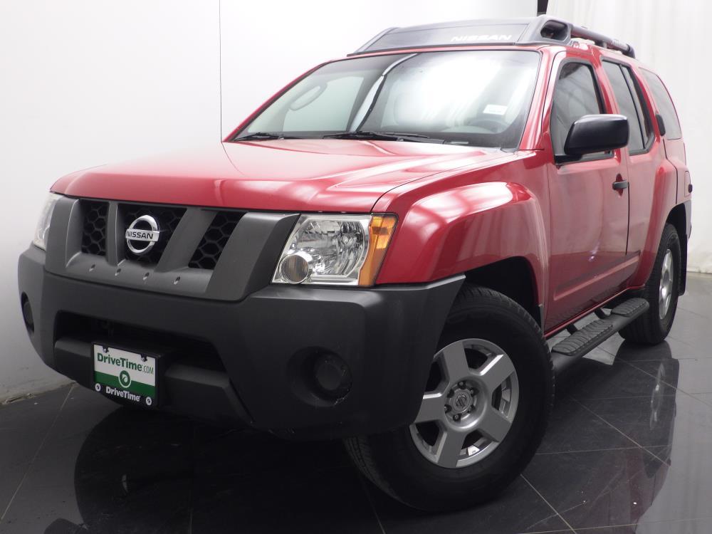 2008 Nissan Xterra - 1040187341