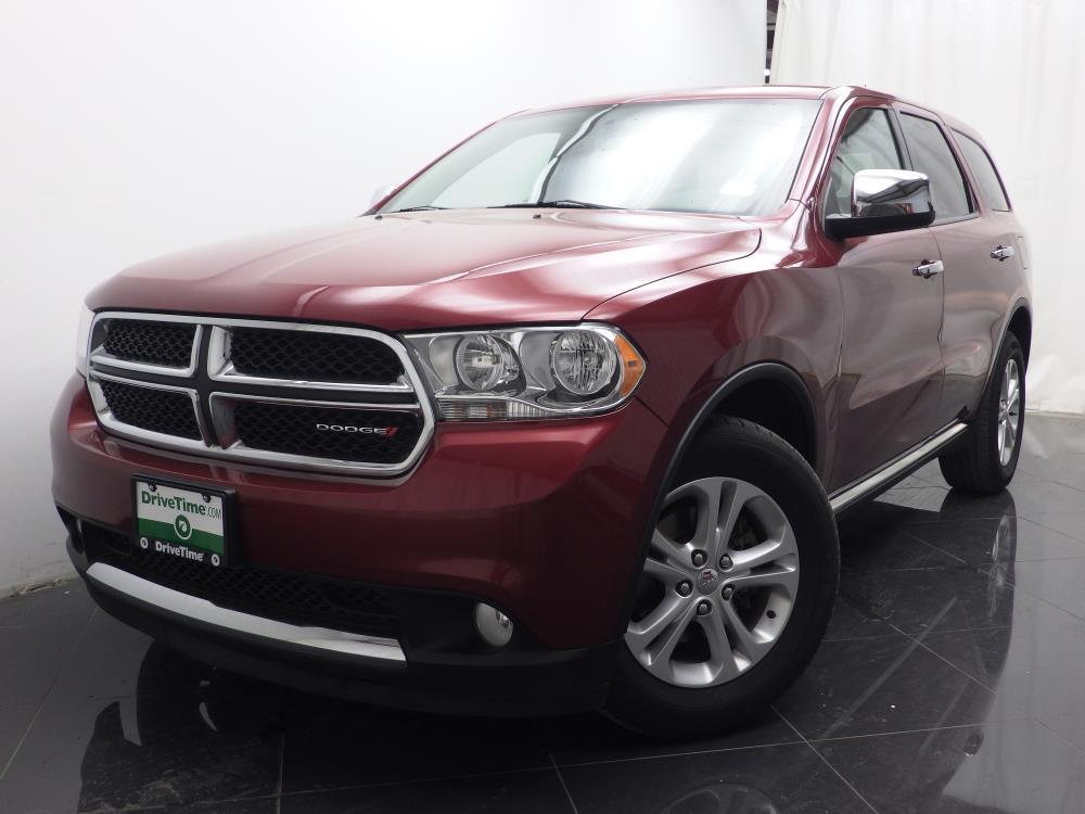 2013 Dodge Durango - 1040187364