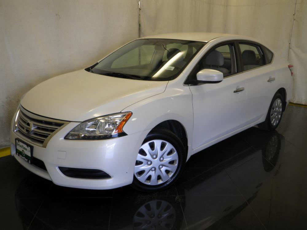 2013 Nissan Sentra - 1040187387