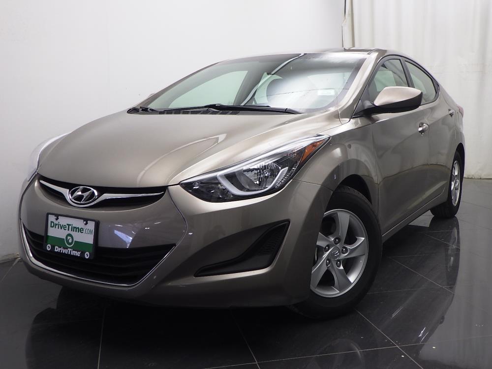 2015 Hyundai Elantra - 1040187421