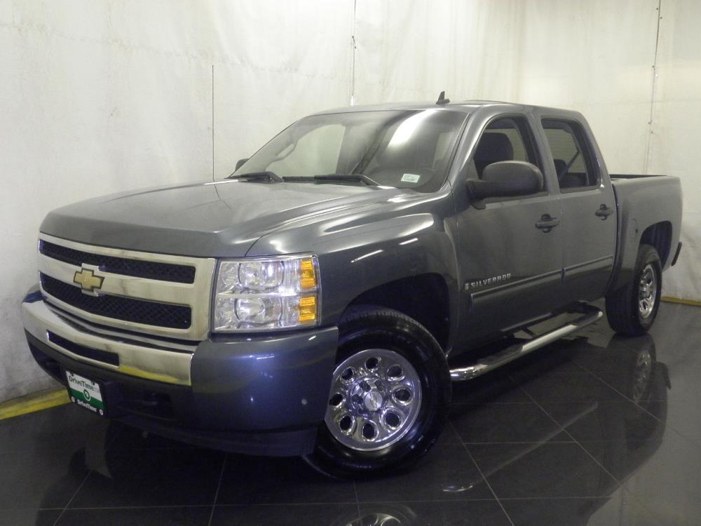 2009 Chevrolet Silverado 1500 - 1040187567