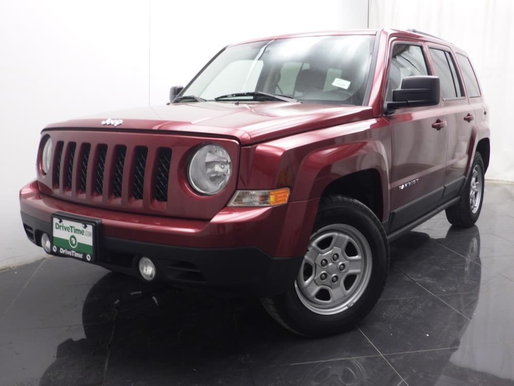 2014 Jeep Patriot For Sale In Dallas 1040187589 Drivetime