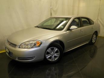 2013 Chevrolet Impala - 1040187638