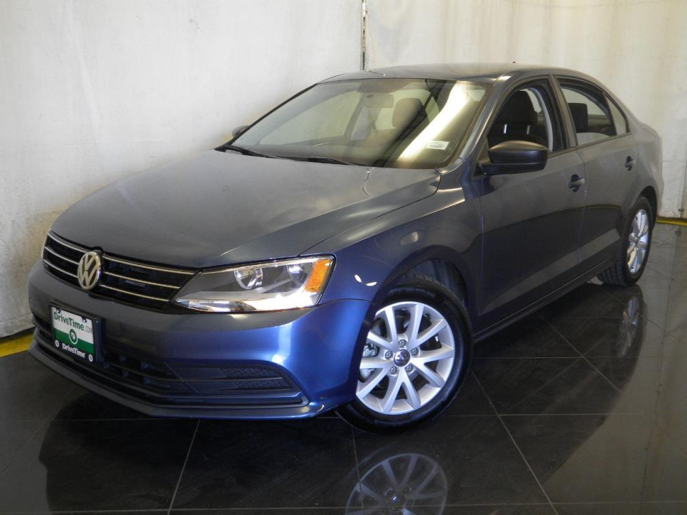 2015 Volkswagen Jetta - 1040187710