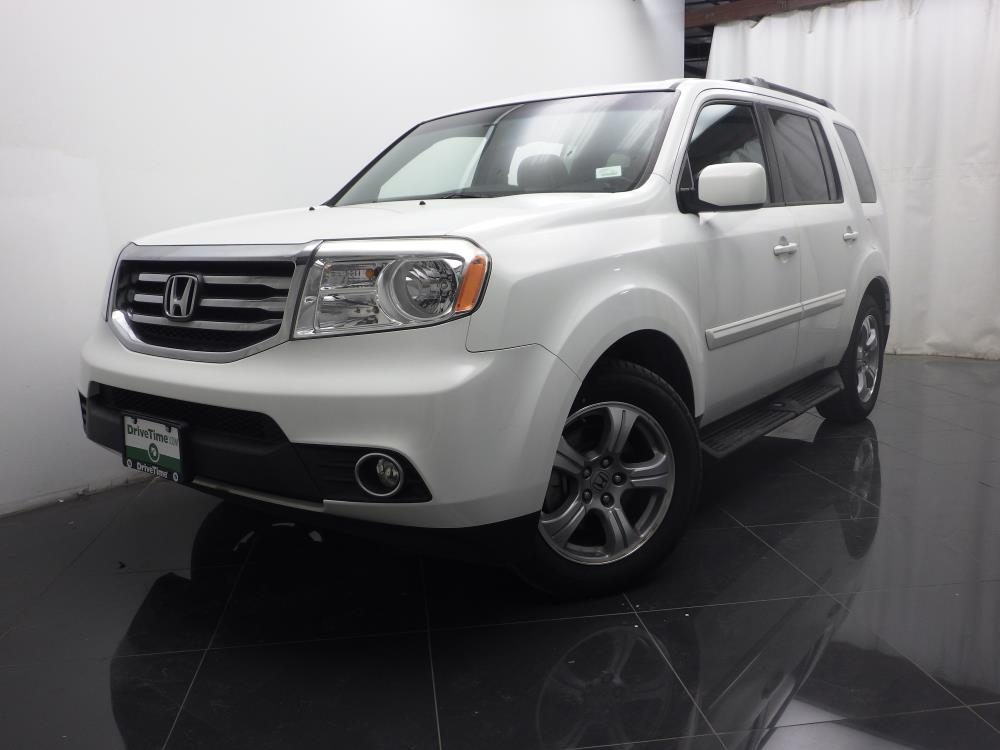 honda pilot dallas