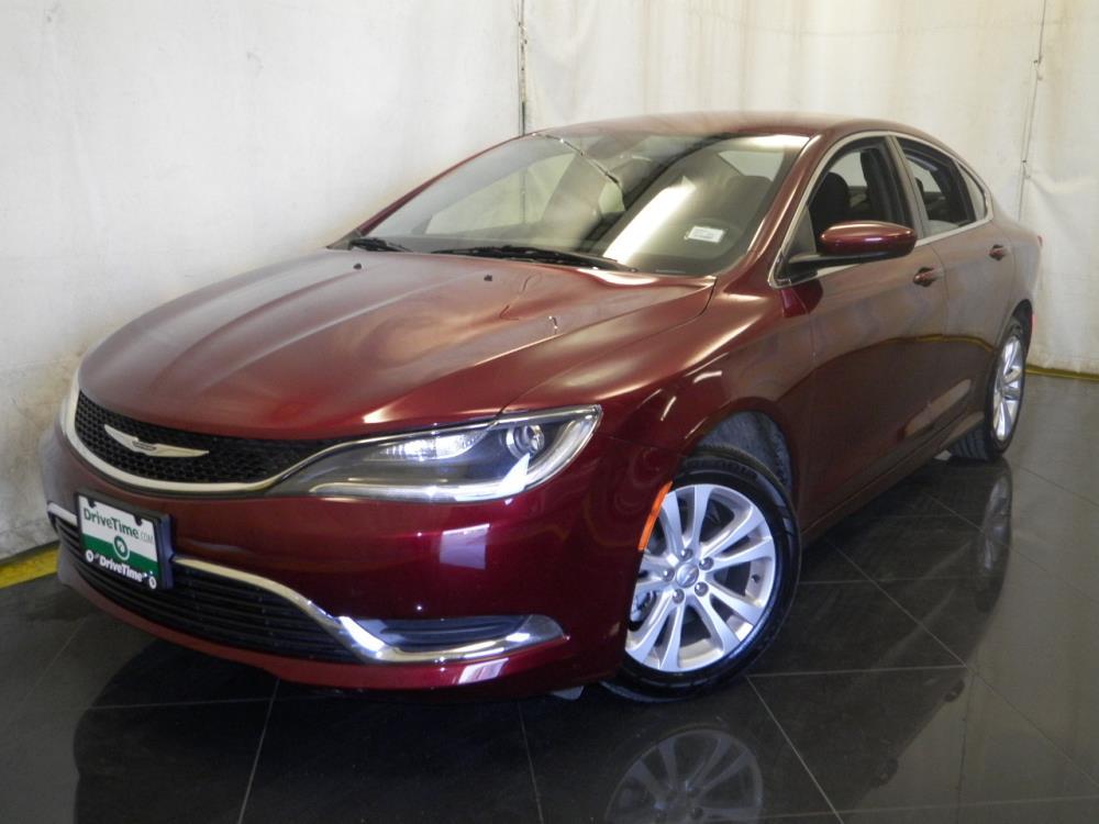 2015 Chrysler 200 - 1040187713