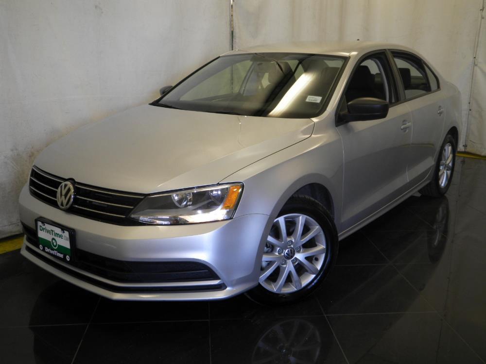 2015 Volkswagen Jetta - 1040187719