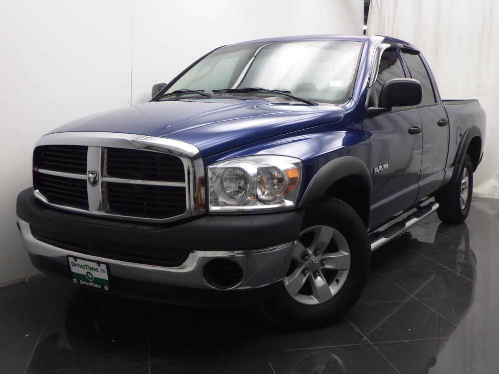 2008 Dodge Ram 1500 For Sale In Dallas 1040187730