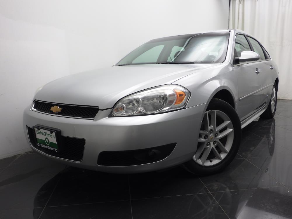 2012 Chevrolet Impala - 1040187834