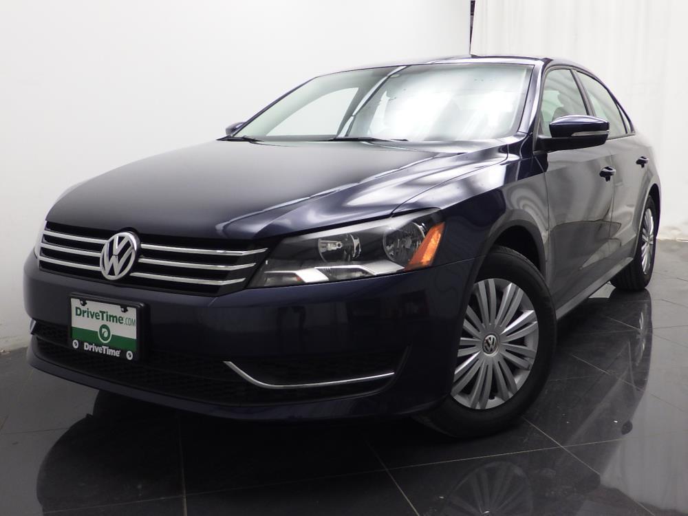 2015 Volkswagen Passat - 1040187841