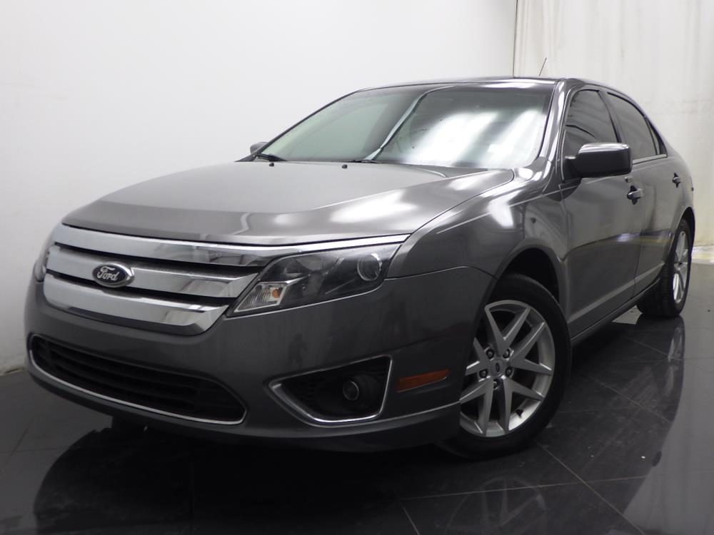2012 Ford Fusion - 1040187898