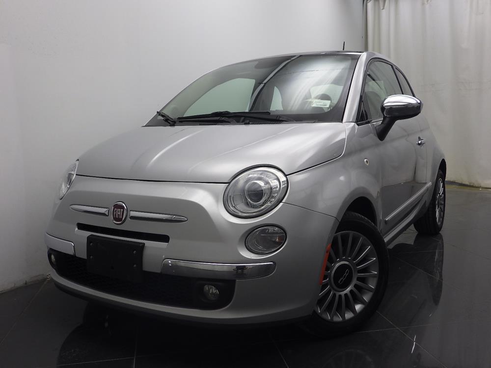 2014 FIAT 500 - 1040188113