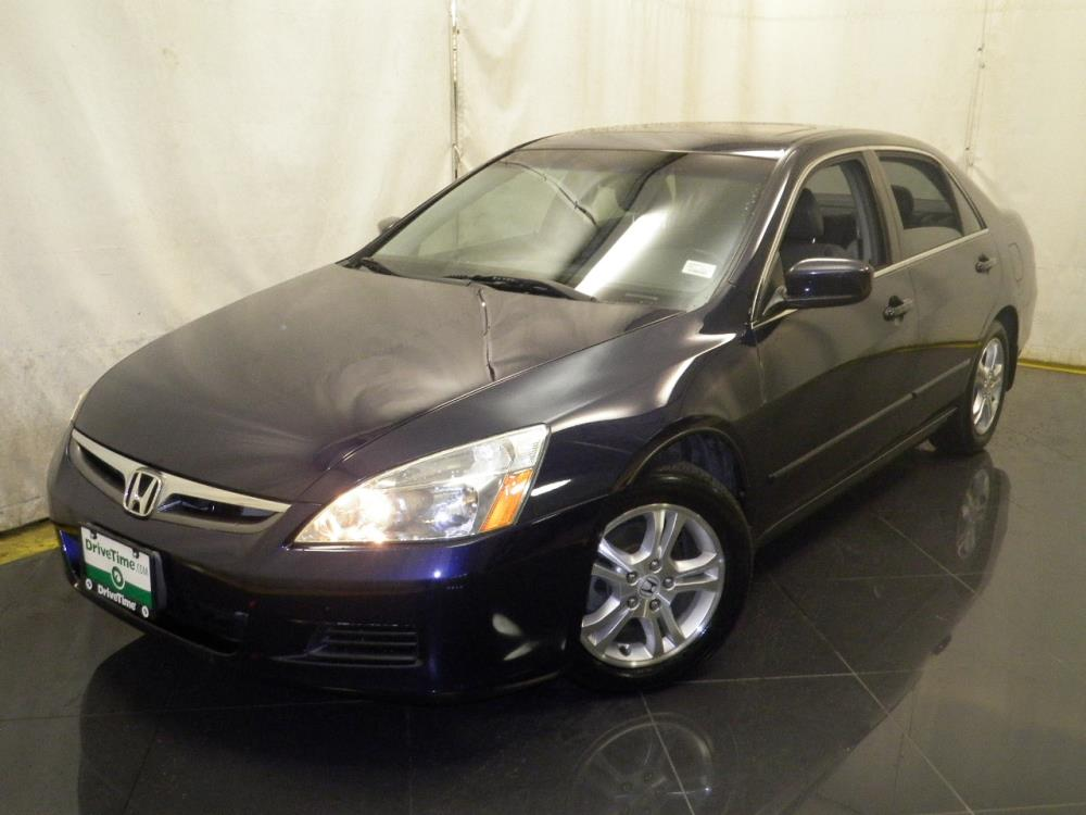 2007 Honda Accord - 1040188132