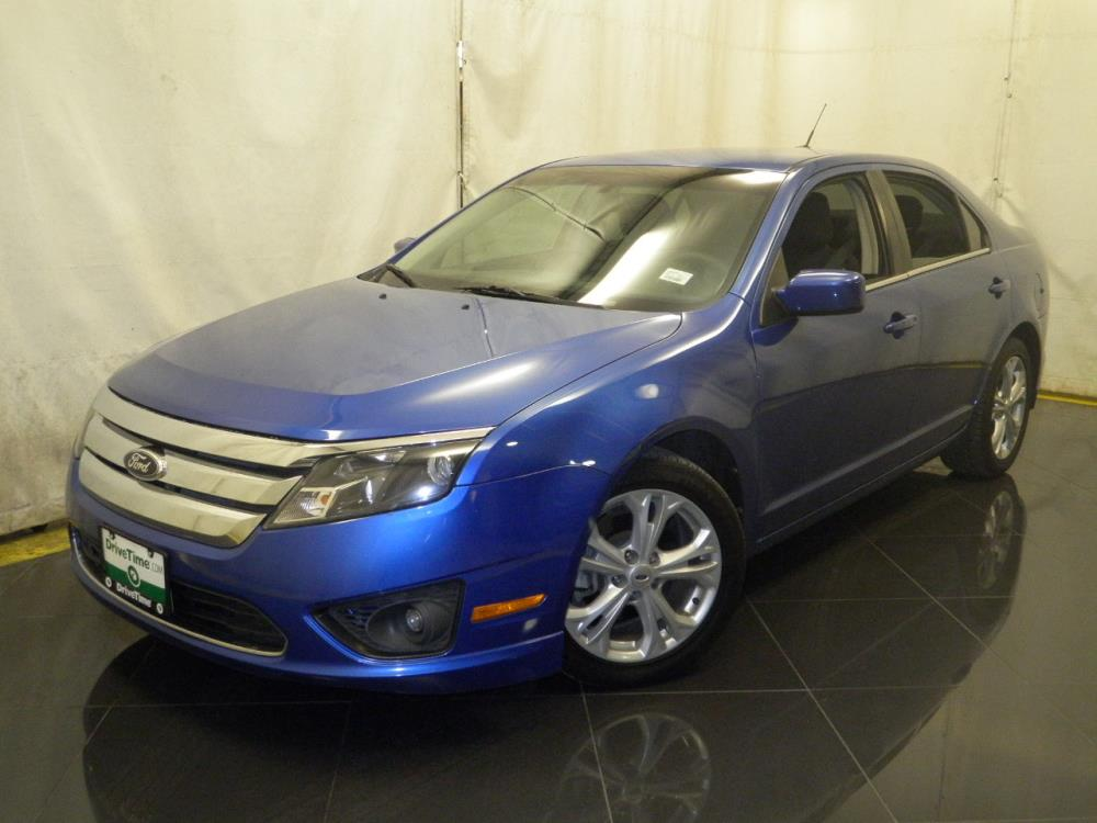 2012 Ford Fusion - 1040188147