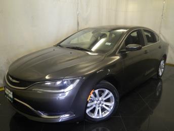 2015 Chrysler 200 - 1040188204