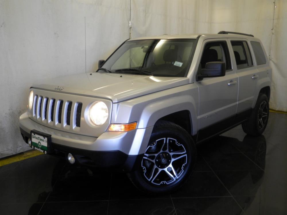 2012 Jeep Patriot - 1040188211