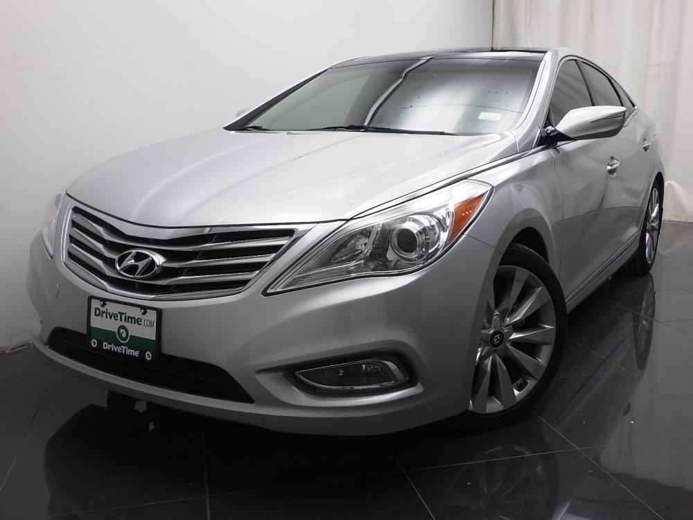 2012 Hyundai Azera - 1040188219