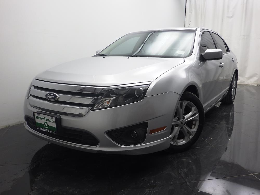 2012 Ford Fusion - 1040188235