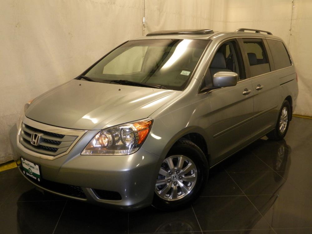 2008 Honda Odyssey - 1040188254