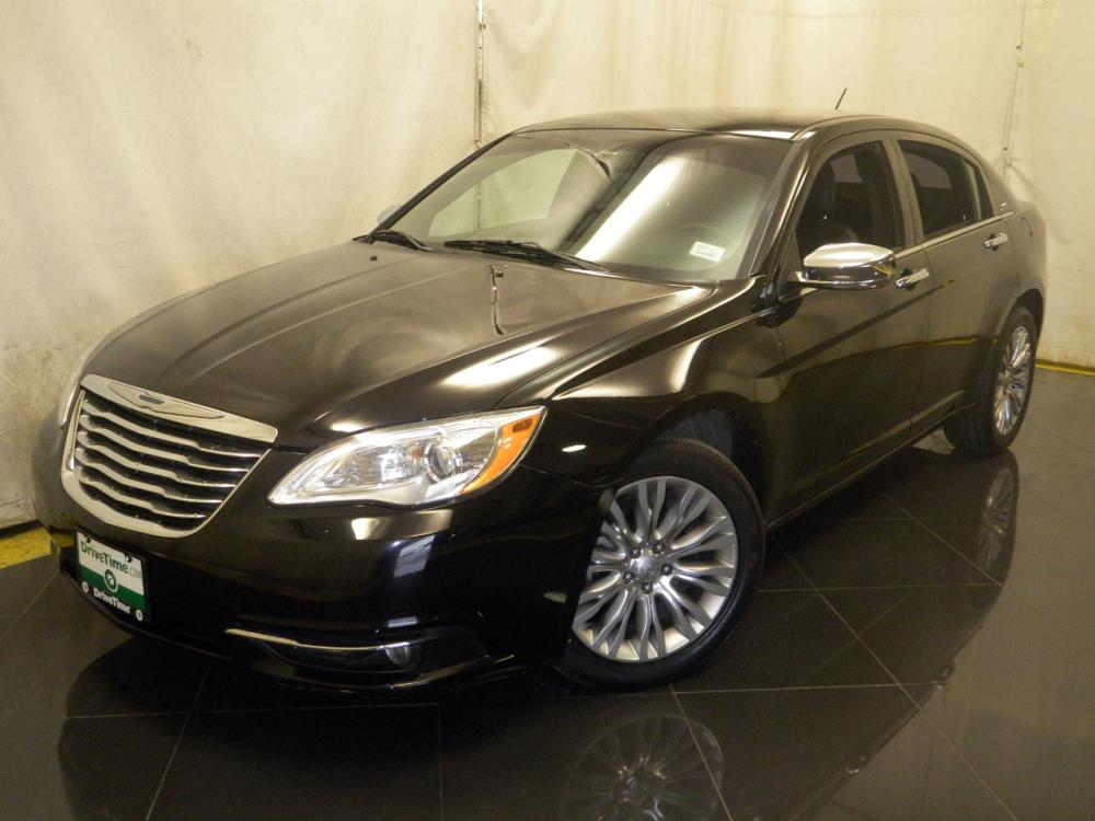 2011 Chrysler 200 - 1040188278