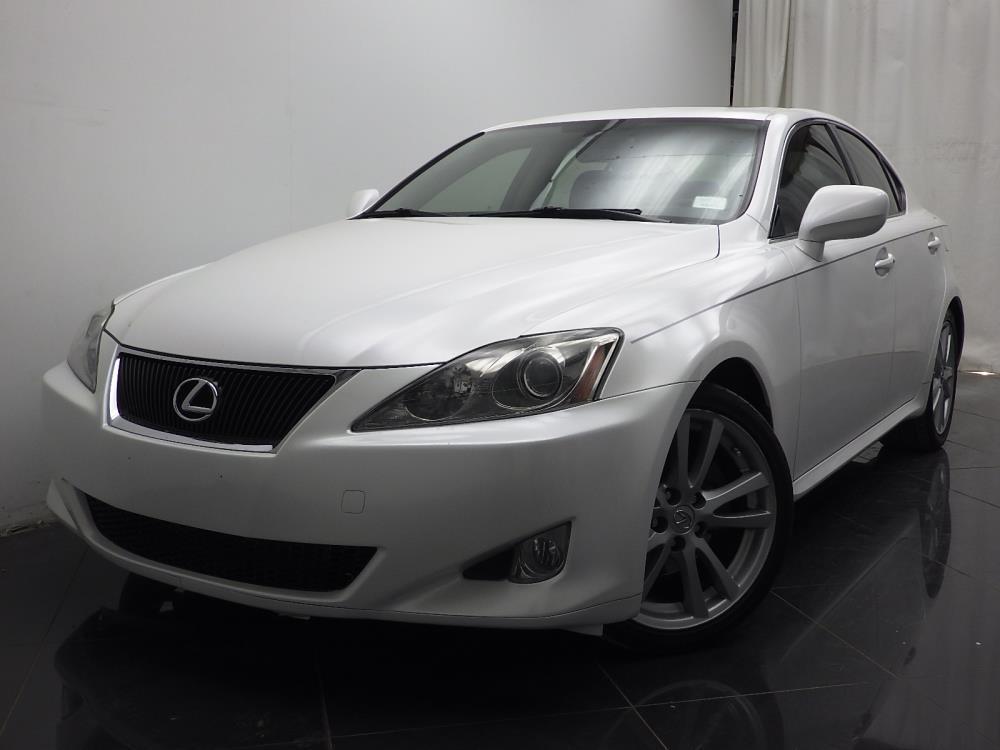 2007 Lexus IS 250 - 1040188394