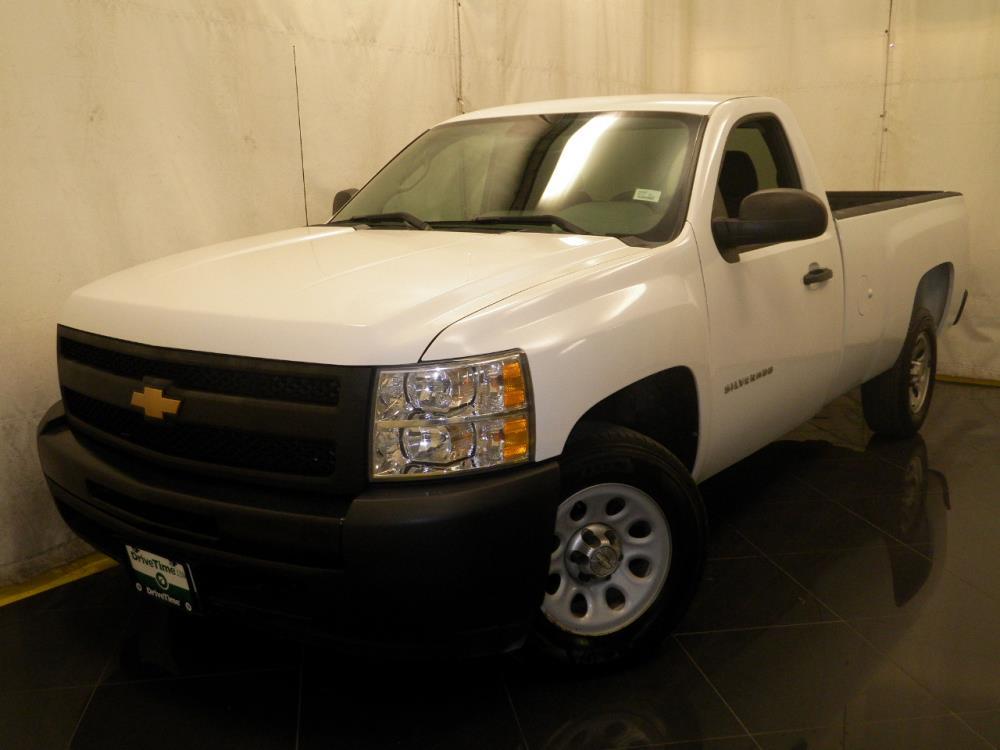 2013 Chevrolet Silverado 1500 - 1040188412