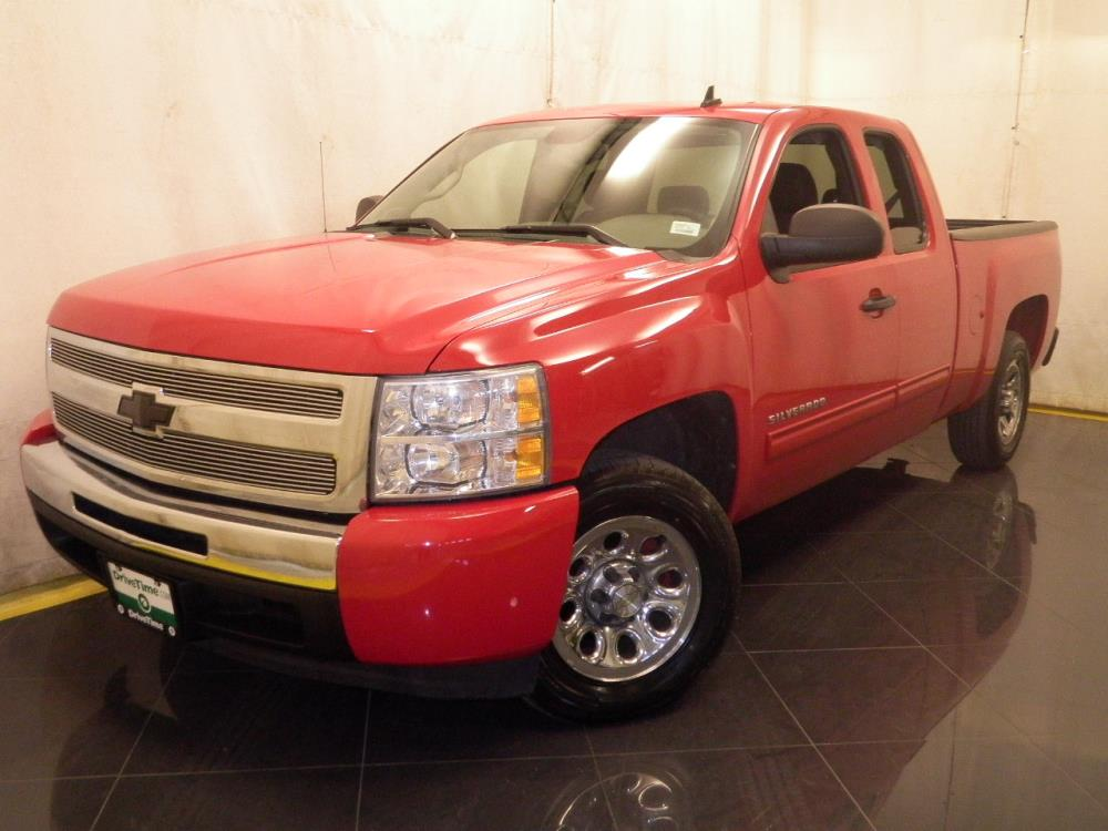2011 Chevrolet Silverado 1500 - 1040188488