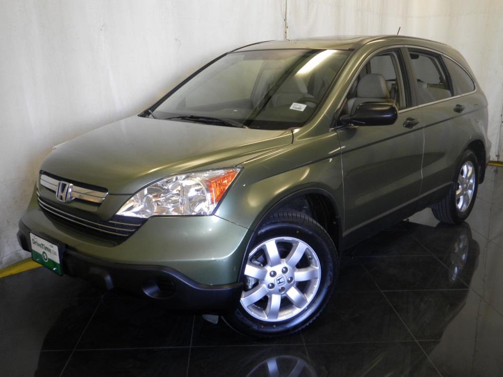 2007 Honda CR-V - 1040188524