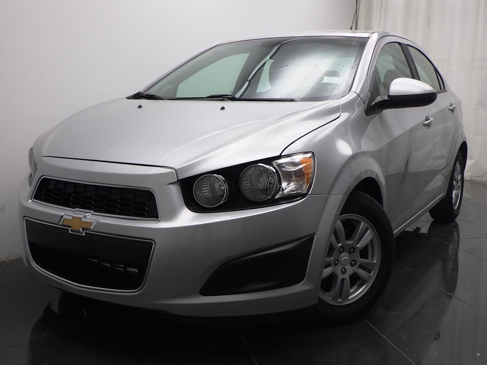 2012 Chevrolet Sonic - 1040188557