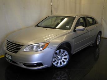 2012 Chrysler 200 - 1040188721