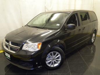 2013 Dodge Grand Caravan - 1040189158