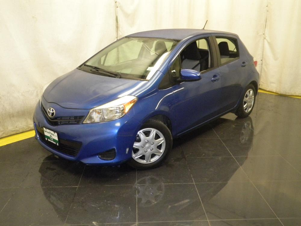 2014 toyota yaris for sale in dallas 1040189271 drivetime