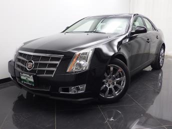 2009 Cadillac CTS - 1040190134